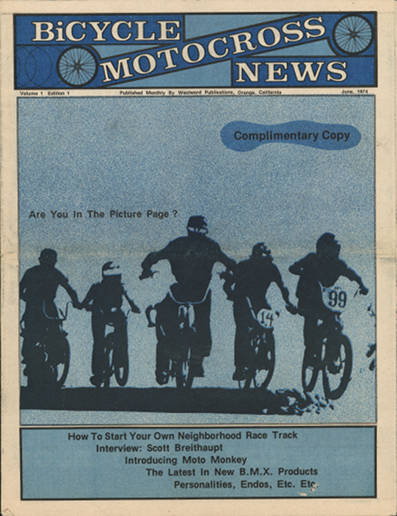 rl osborn bicycle motocross news 06 1974