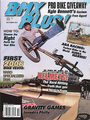 corey martinez bmx plus! 11 05