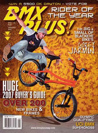 terry adams bmx plus! 01 07