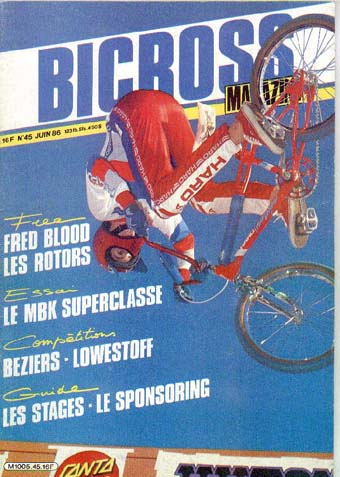 brian blyther bicross mag