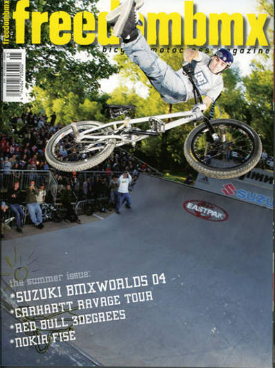 chris doyle freedom bmx