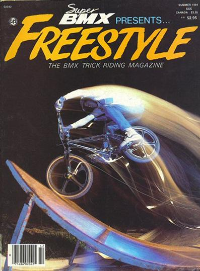 bob haro freestyle cover