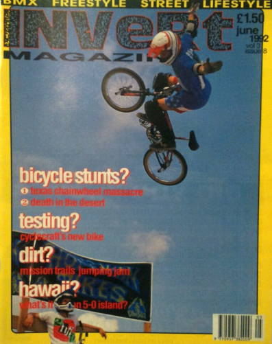 dave mirra invert cover