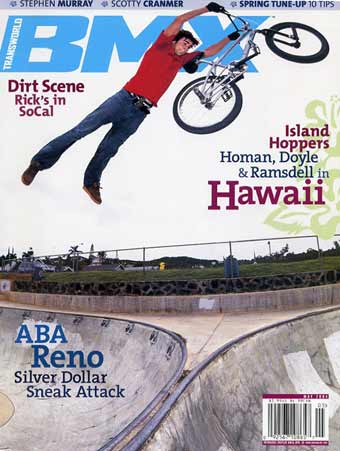 chris doyle transworld bmx 05 2004