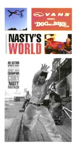 cory nastazio nasty's world